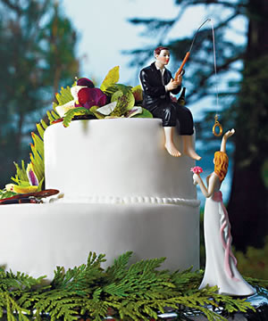 wedding cake tops